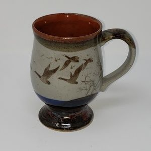 Other - Pottery Canada Geese Coffee Tea Mug